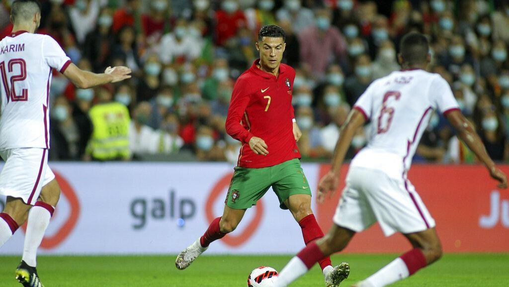 Rekor Lagi, Cristiano Ronaldo Kini Lampaui Catatan Sergio Ramos