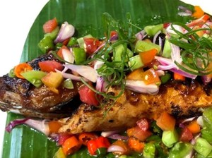 Masak Masak: Resep Kerapu Sambal Dabu-dabu yang Gurih Pedasnnya Nendang