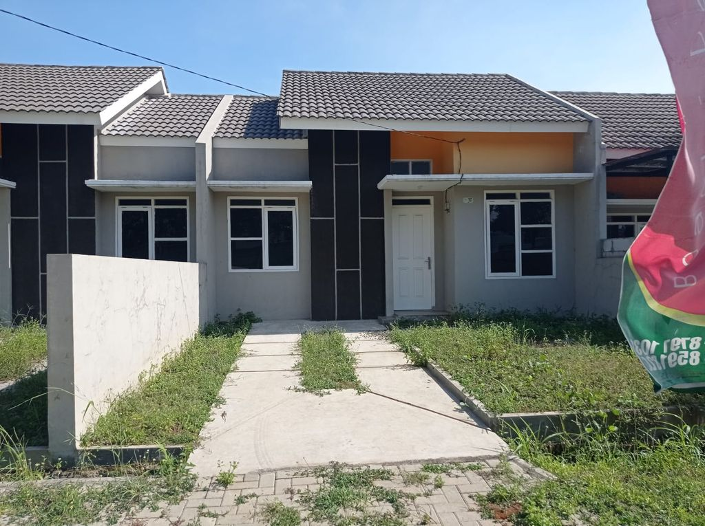Rumah murah di Citayam-Bojonggede
