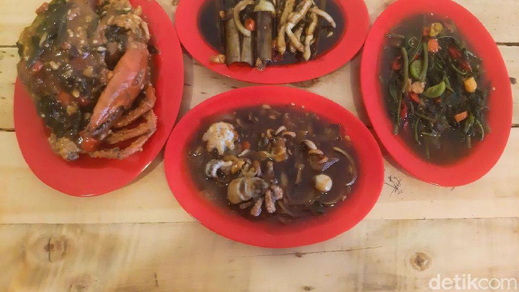 Nikmatnya Kepiting Jumbo Murah Hanya di Bawah Rp 100 Ribu!