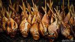 Sedapnya Bisnis Ikan Asap Omzet Jutaan di Kendal