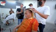 7 Foto Gaya Rambut Baru Sule yang Dipuji Netizen, Tadinya Gondrong Kini Cepak