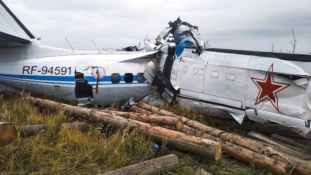 16 Penerjun Payung Tewas Usai Pesawat Jatuh di Rusia