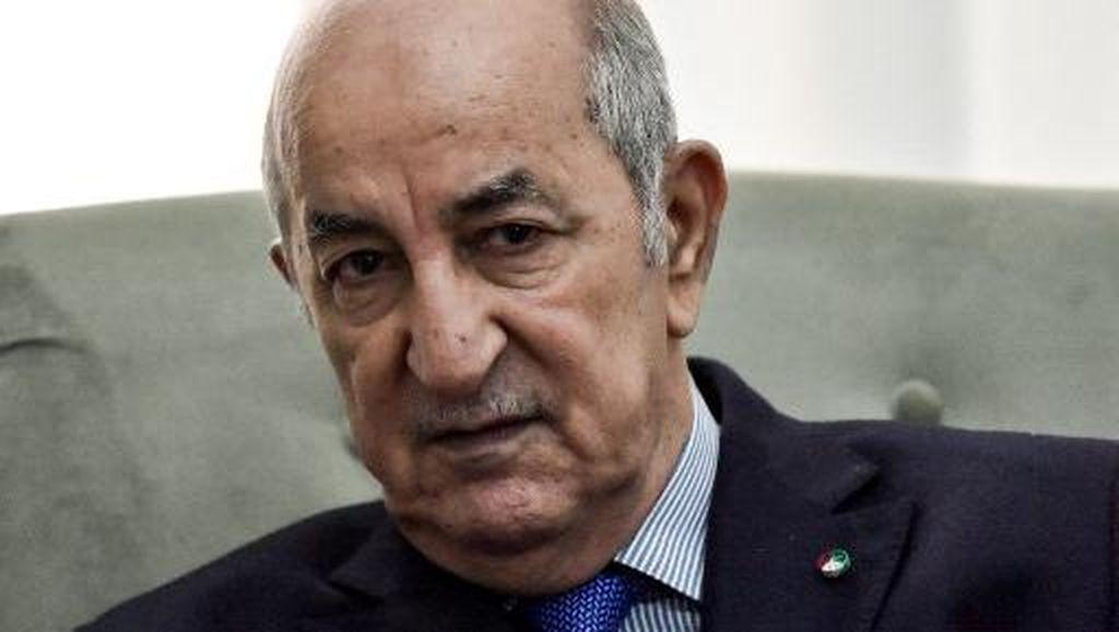 Presiden Tebboune Desak Prancis Hormati Aljazair Secara Total