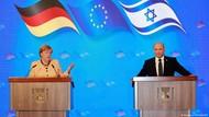 Angela Merkel Puji Hubungan Jerman-Israel Saat Bertemu PM Naftali Bennett