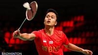 Indonesia Jumpa Denmark di Semifinal Piala Thomas 2020