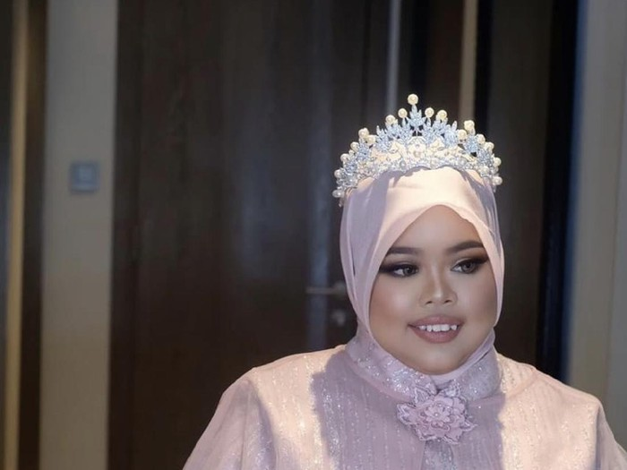 Foto Rahmawati Kekeyi Putri Cantikka.