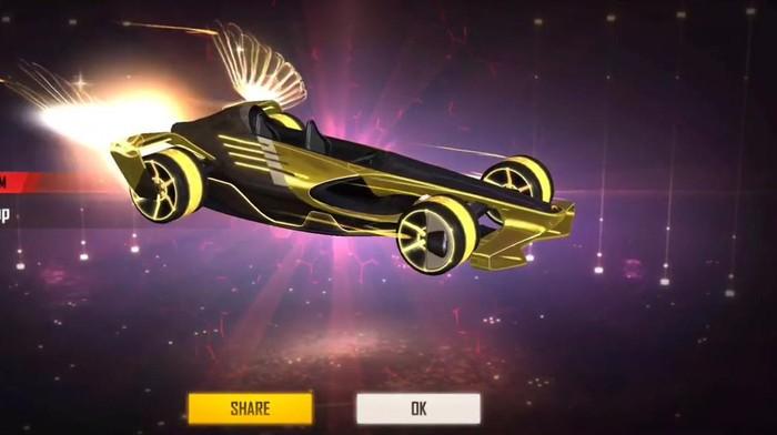Free Fire Hadirkan Skin Kolaborasi dengan McLaren dalam Event Spesial