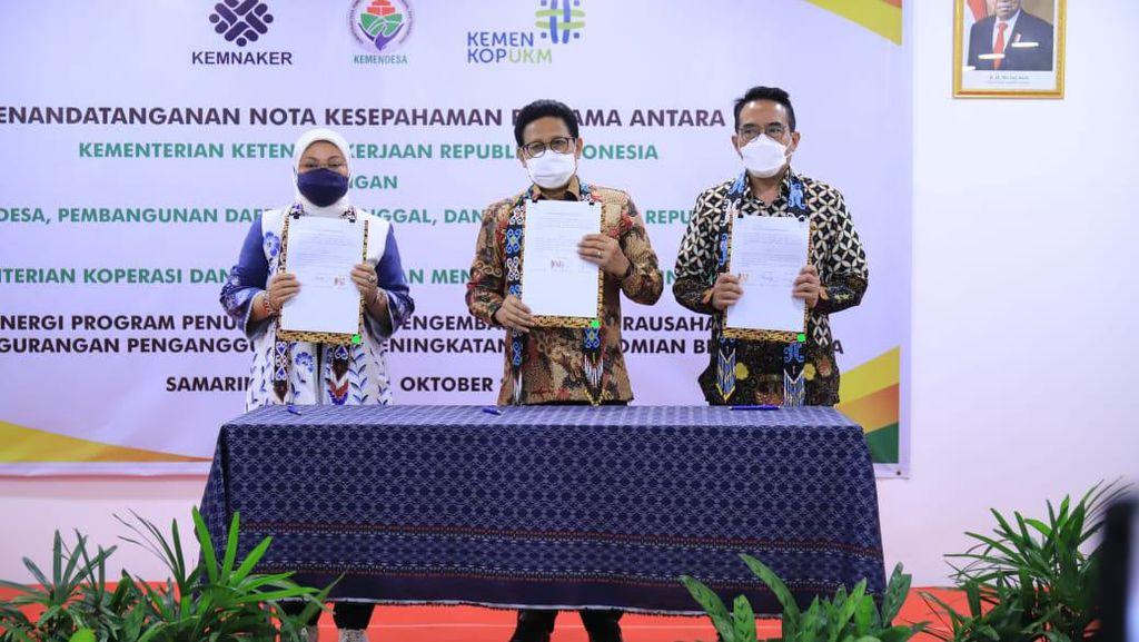 3 Kementerian Keroyokan Kembangkan Sektor Wirausaha