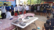 Mahasiswa USU Ditangkap BNN Saat Pesta Ganja Bakal Jadi Duta Anti Narkoba