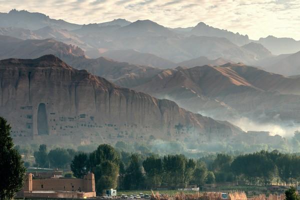 Pejabat lokal dan mantan karyawan UNESCO mengatakan ada sekitar 1.000 artefak yang pernah disimpan di gudang terdekat. Namun artefak itu dicuri dan dihancurkan usai Taliban mengambilalih. (Getty Images/iStockphoto)