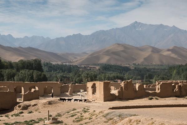 Kini Taliban berkomitmen untuk menjaga situs warisan dunia UNESCO di Lembah Bamiyan.(Getty Images/iStockphoto)