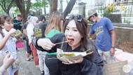 Maharani Kemala Doyan Jajan, Mampir ke 5 Street Food Enak Ini