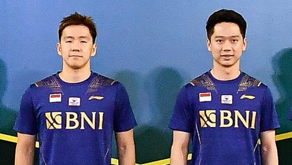 Piala Thomas: Kevin/Marcus Samakan Kedudukan, Indonesia 1-1 Thailand