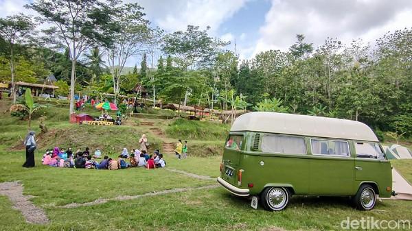 ADWI bertujuan untuk menjadikan desa wisata Indonesia menjadi destinasi pariwisata kelas dunia dan berdaya saing tinggi (Jalu Rahman Dewantara/detikcom)