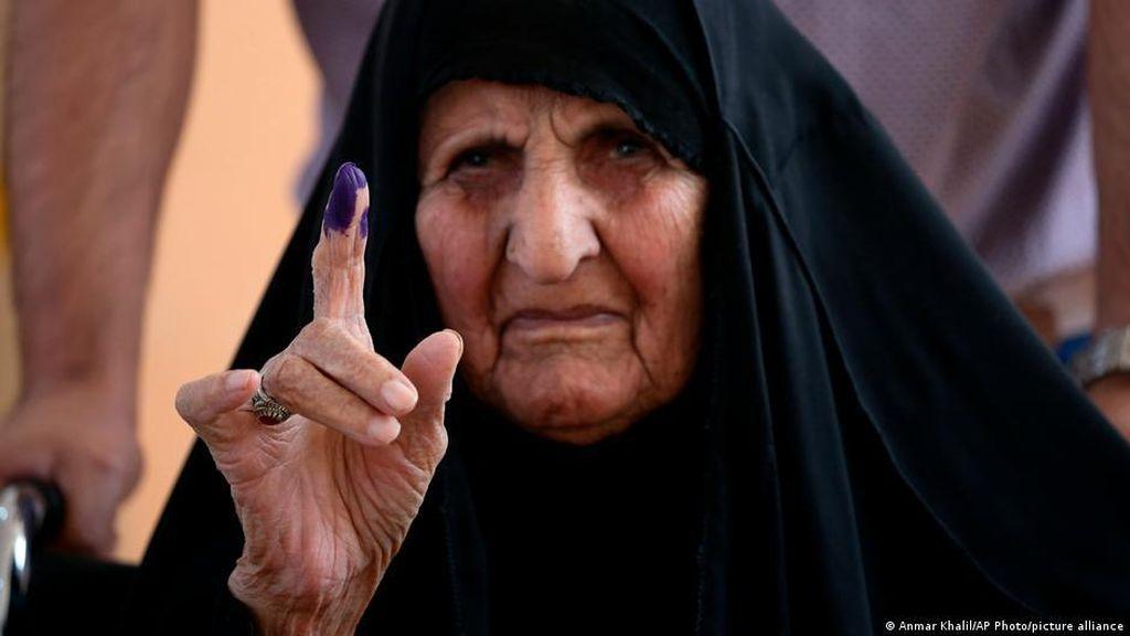 Pemilu Irak Catatkan Tingkat Partisipasi Terendah dalam Sejarah