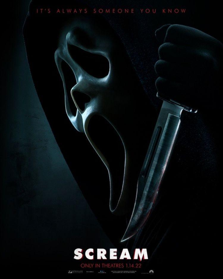Scream 5 akan dirilis 14 Januari 2022. Film ini akan disutradarai oleh Matt Bettinelli-Olpin dan Tyler Gillet yang sebelumnya menggarap Ready or Not. James Vanderbilt dan Guy Busick menjabat sebagai penulis skenario sementara Kevin Williamson yang sebelumnya menggarap cerita buat film-film Scream menjabat produser.