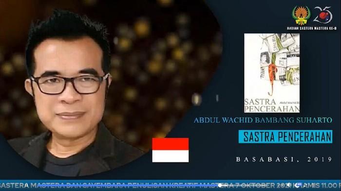 Sastrawan Abdul Wachid BS