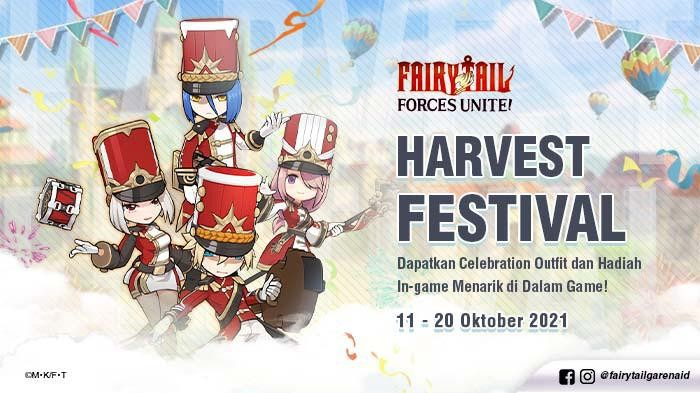 Selesaikan Misi & Dapatkan Hadiah di Event Fairy Tail: Forces Unite!