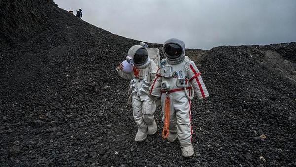 Taman yang berjarak 380 kilometer dari Beijing ini dikenal sebagai museum hidup gunung berapi alami dan bentang alam lava.