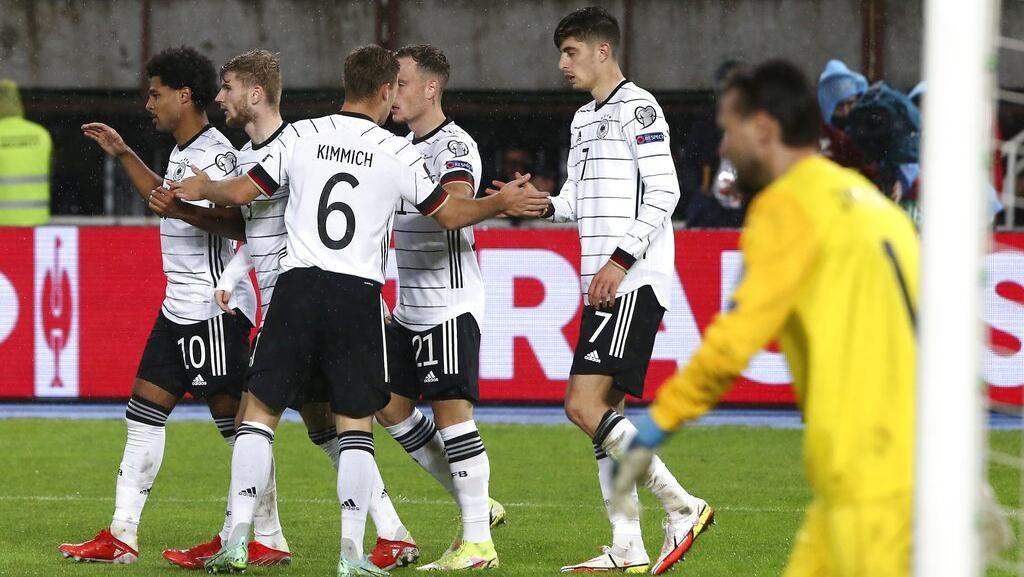 Jerman Jadi Tim Pertama yang Lolos ke Piala Dunia 2022