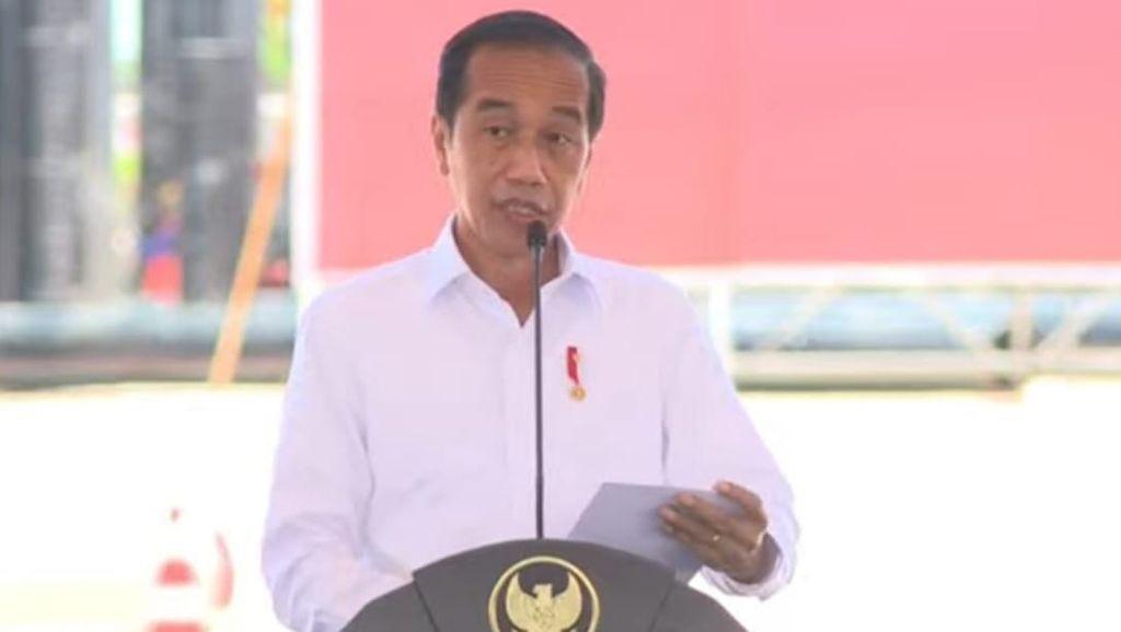 Jokowi Soroti Biaya Logistik RI Lebih Mahal Dibanding Tetangga
