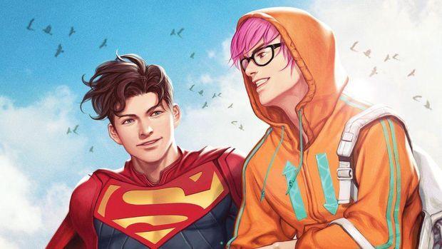 Karakter Superman Terbaru Adalah Biseksual