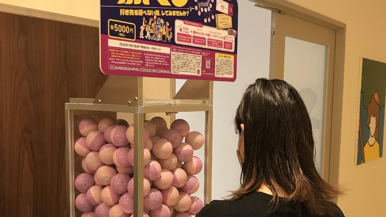 lotre perjalanan dari peach
