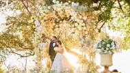 Edan! Pernikahan Mewah Influencer Cantik Habiskan Rp 57 Miliar