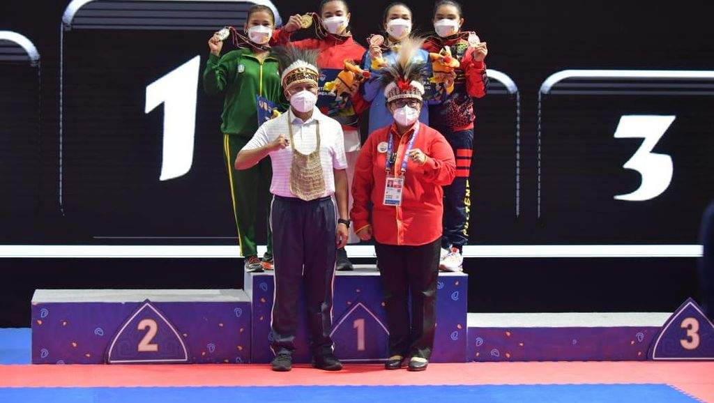 Persiapan Olimpiade Paris, Menpora Dorong Pembinaan Karate Berkelanjutan