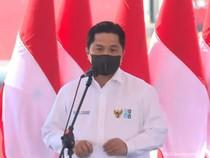 RI Transformasi Energi, Erick Thohir: Negara Besar Jangan Nyuruh Saja!
