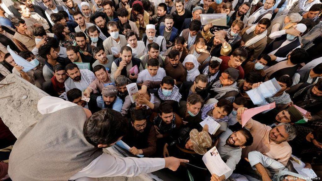 G20 Gelar KTT Khusus Bahas Krisis Kemanusiaan di Afghanistan