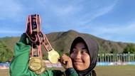 Perkenalkan Ini 10 Atlet Hijab Peraih Medali Emas di PON Papua 2021