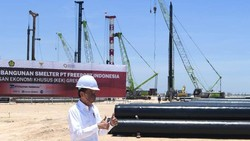 4 Fakta Warga Papua Protes Jokowi Bangun Smelter di Gresik