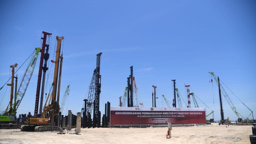 Warga Papua Protes Jokowi Bangun Smelter di Gresik