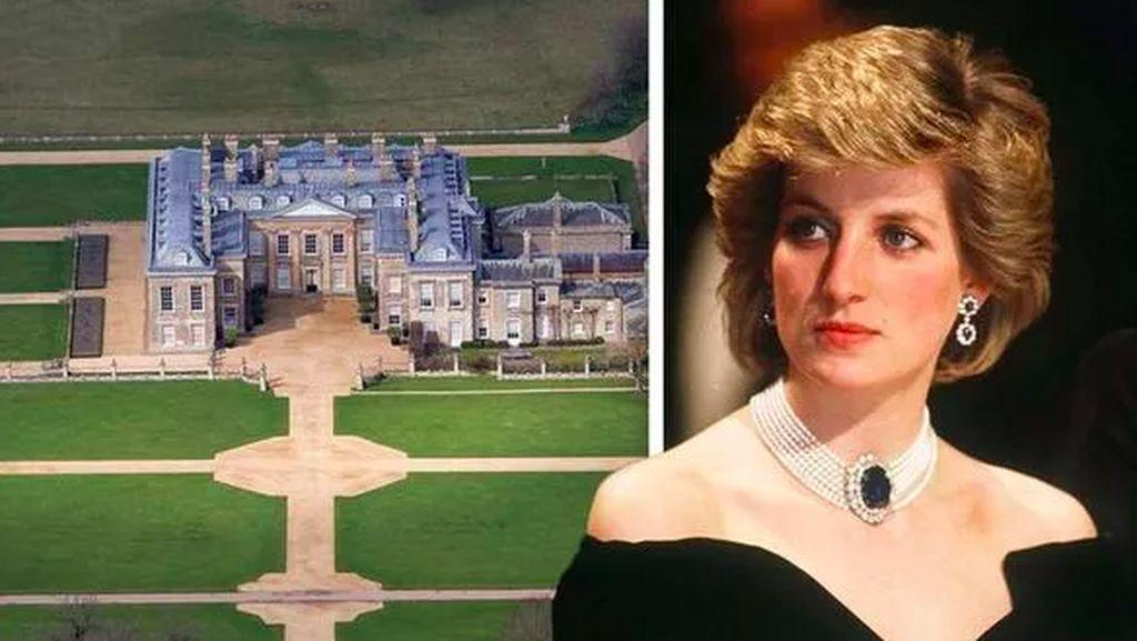 Kejutan! Artefak Manusia Purba Ditemukan di Rumah Putri Diana