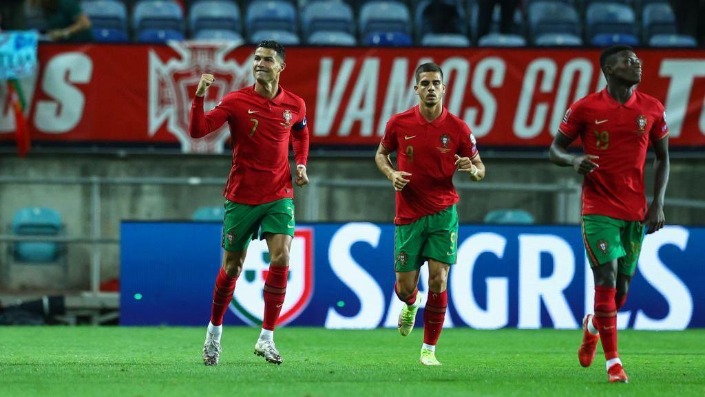 Portugal Vs Luksemburg: Ronaldo Hat-trick, A Selecao Menang 5-0