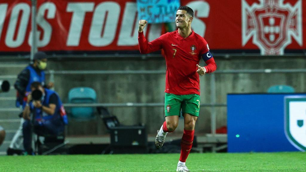 Portugal Vs Luksemburg: 5-0, Ronaldo Hat-trick