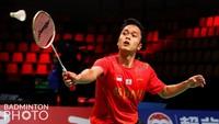 Indonesia 0-1 Denmark, Netizen Puji Ginting-Axelsen