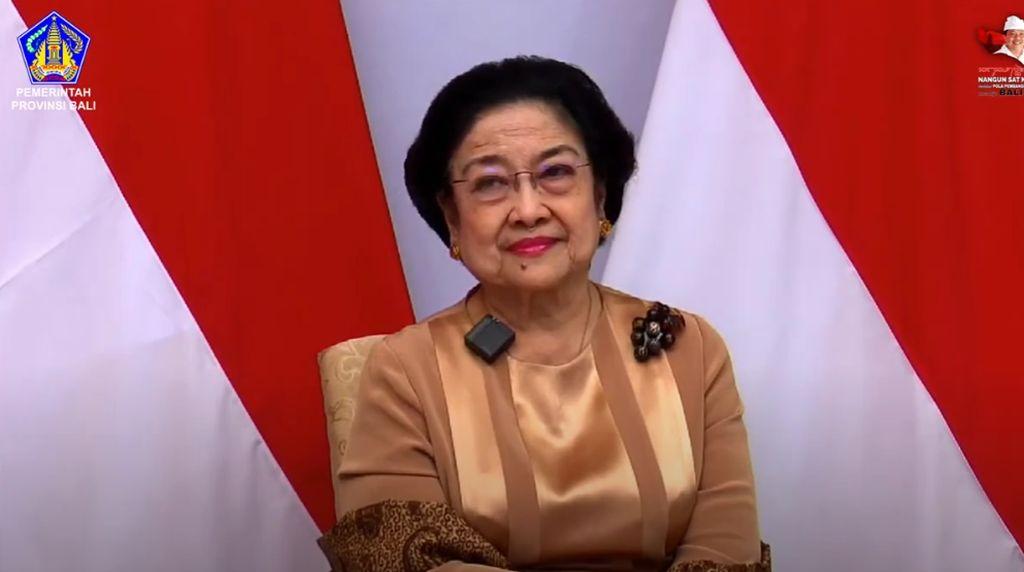 Megawati: Kalau Anda Tidak Mau Jalankan Tugas Partai, Silakan Mundur!