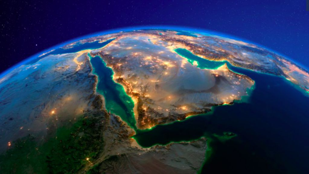 Studi: Tanah Arab Akar Manusia Purba Bermigrasi