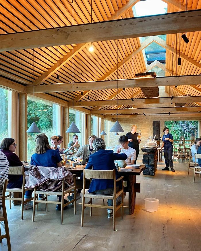 Begini Suasana dan Menu di Noma, Restoran Terbaik di Dunia
