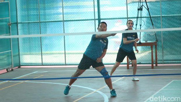 Bellaetrix Manuputty, Ridwan Kamil, Olahraga detik ini juga