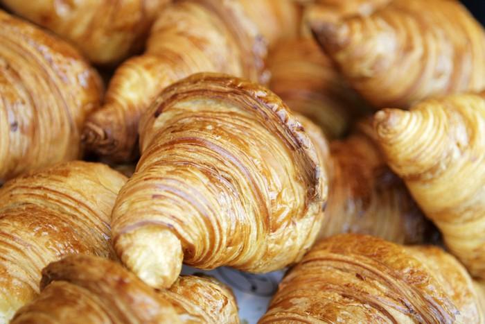 Ciri-ciri croissant yang bagus kualitasnya