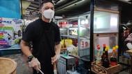 Bang Tigor Ex KPK Jualan Nasi Goreng dan Ciri Rumah Makan Pakai Penglaris
