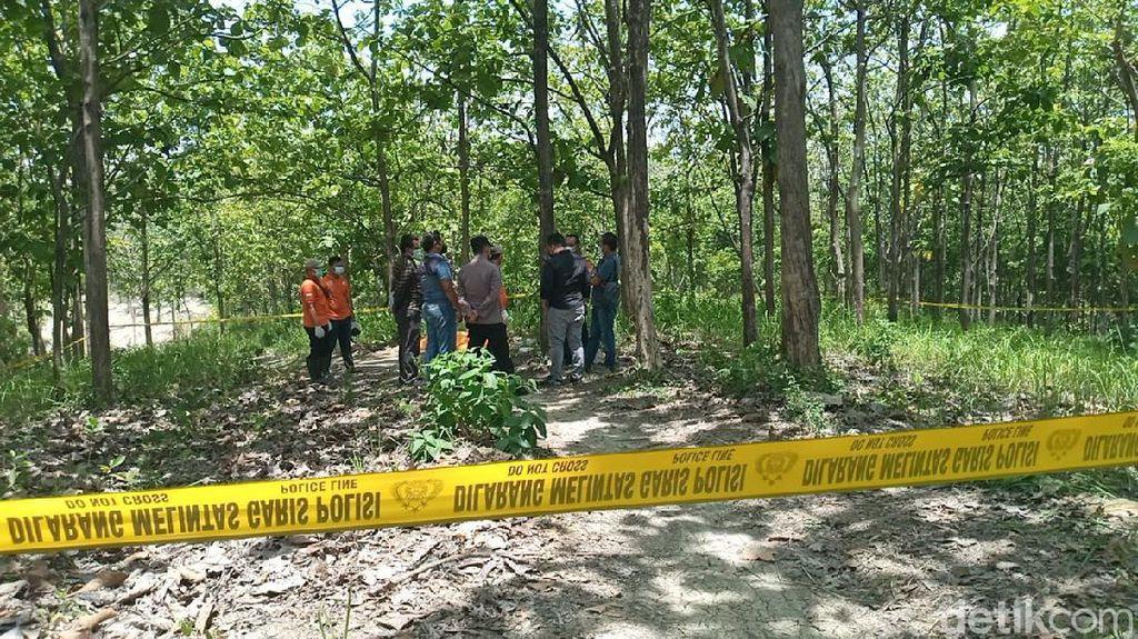 Misteri Pembunuhan Wanita Bugil Terbungkus Plastik di Hutan Grobogan