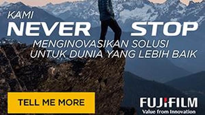 Fujifilm Indonesia Ultah Ke-10, Siap-siap Ikutan Lomba Fotografi