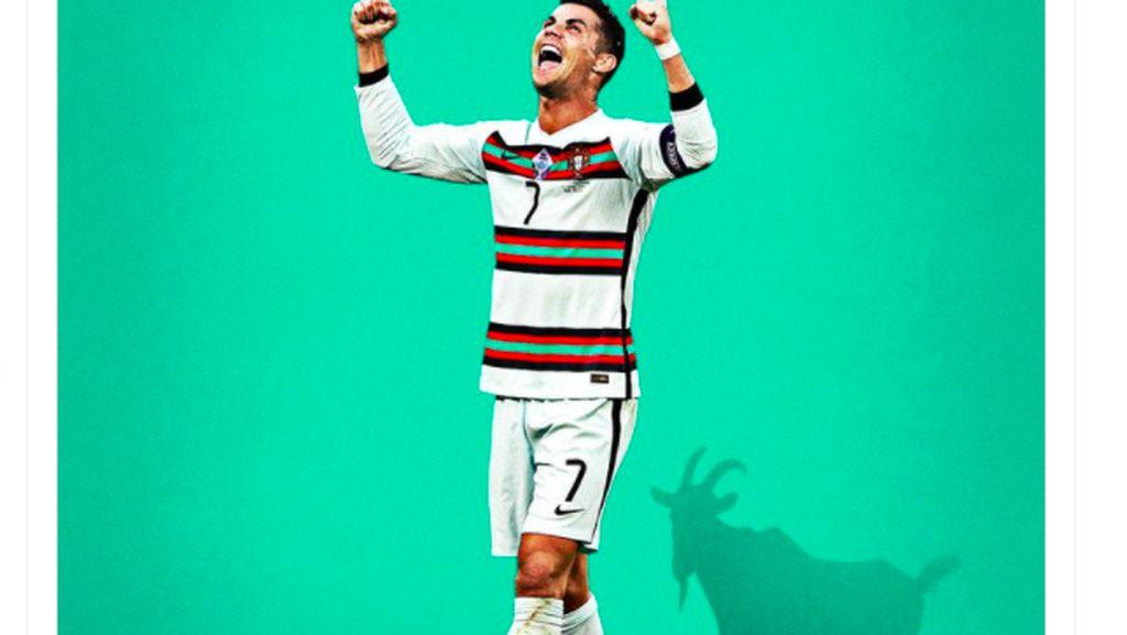 Meme Ronaldo Si Raja Hat-trick Sampai Sindiran Penaldo