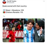 Hattrick Ronaldo