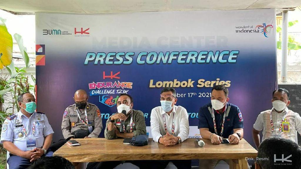 100 Atlet dari 18 Negara Akan Ikuti HK Endurance Challenge di Lombok